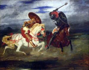 767px-Louvre-peinture-francaise-paire-de-chevaliers-romantiques-p1020301