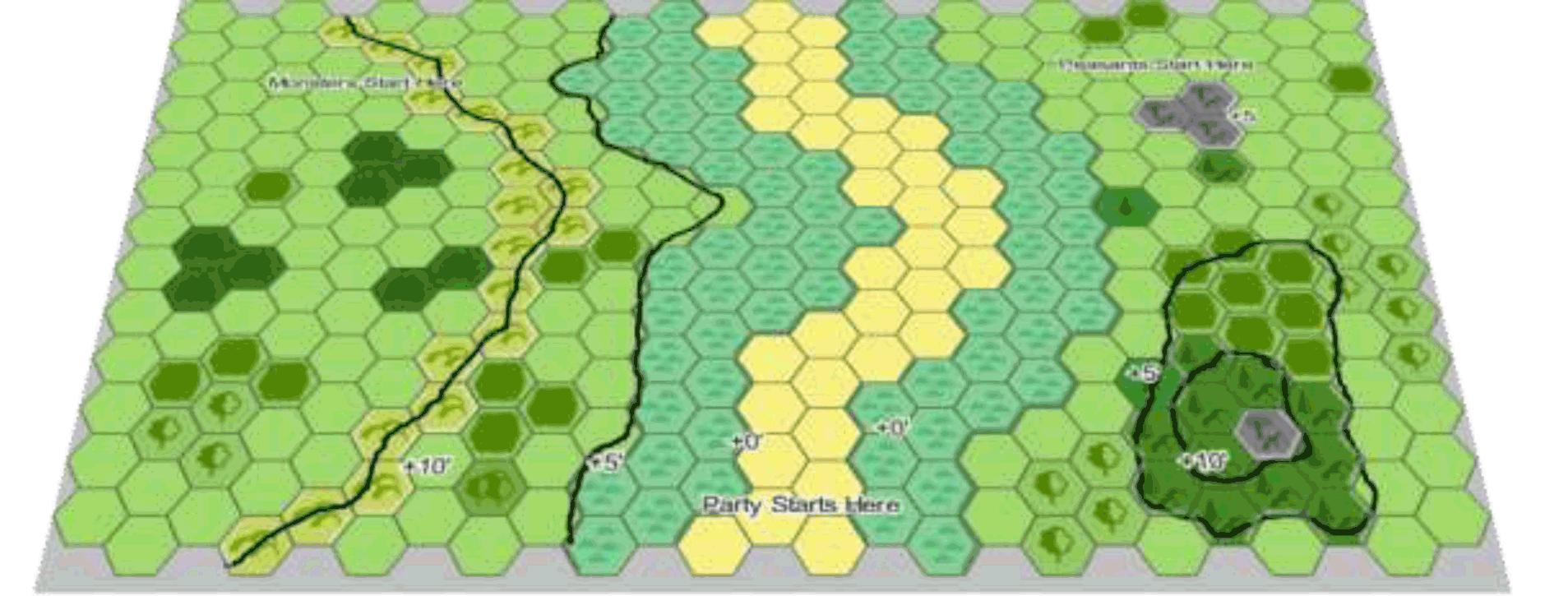 Hexographer Map