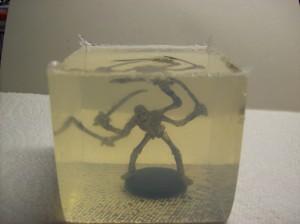 gelatinous cube mini