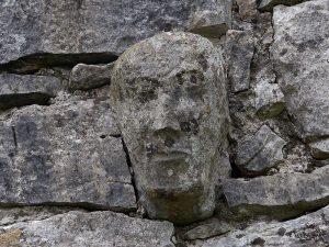 stony remains