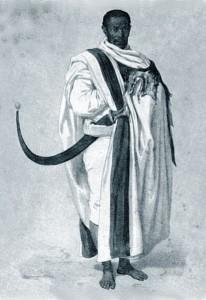 A nobleman of Tigre (1849)