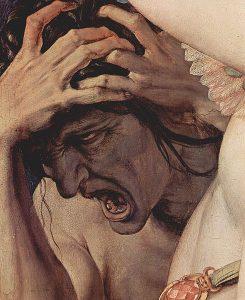 Angelo Bronzino, Allegory of the Triumph of Venus