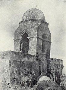 Belmont Abbey Bell Tower, Camille Enlart (1921)