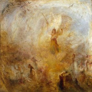 William Turner, The Angel Standing in the Sun