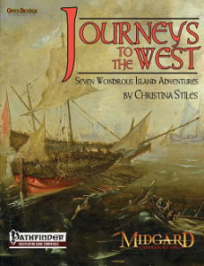 Cover for Journeys to the West