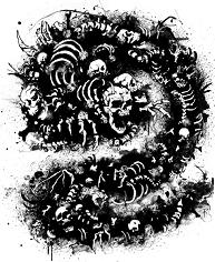 Monsters of Sin - Envy, Bone Swarm