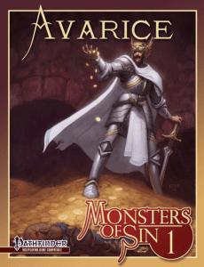 Monsters of Sin - Avarice