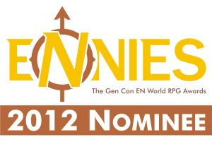 2012 ENnies Nominee