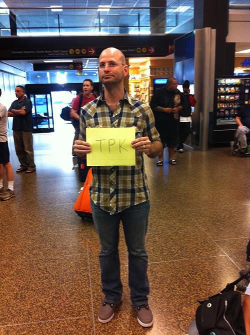TPK? I'm looking for a TPK? (Courtesy of Brandon Hodge)
