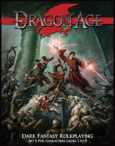 Green Ronin's Dragon Age Roleplaying Game