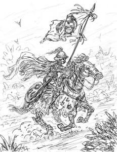 Clockwork Knight sketch