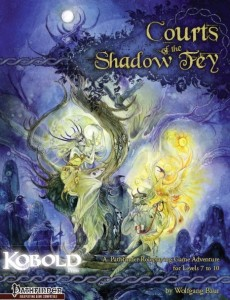 Courts of the Shadow Fey for Pathfinder