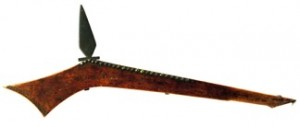 Gunstock Spontoon