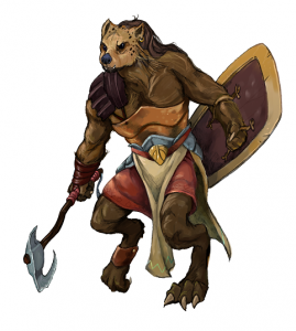 Building Character: Feats for Gnolls