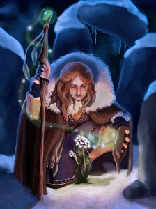 Druid of Spring: Brittany Smith