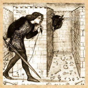 Theseus-Minotaur-burne-jones-1862-LDS