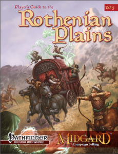 Player's Guide to the Rothenian Plains