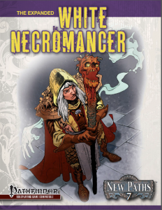 New Paths White Necromancer cover
