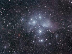 Pleiades by s58y