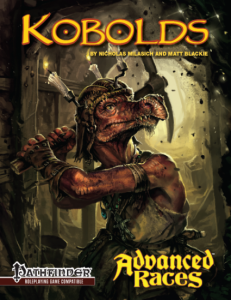 Advanced Races: Kobolds