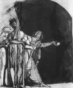 Creator: Füssli, Johann Heinrich Title: Perseus Returning the Eye of the Graii Permission: See http://www.ibiblio.org/wm/about/license.html
