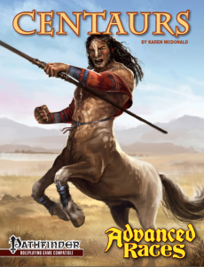 Advanced Races: Centaurs