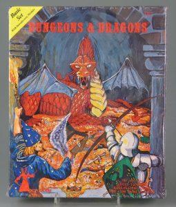 Dungeons & Dragons Basic Set; TSR, Inc.