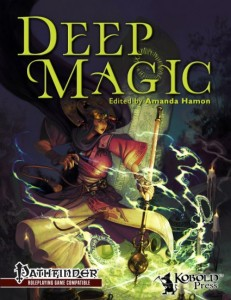 Deep Magic Cover