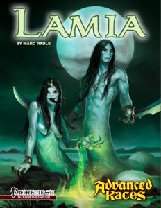 AR Lamia cover