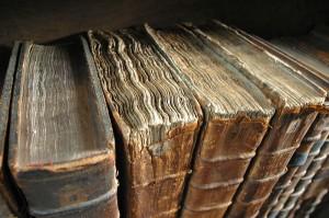Tom Murphy VII: Old book bindings