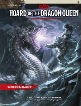 Hoard of the Dragon Queen cover