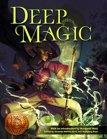 Deep Magic 13th Age cover