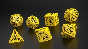 Southlands Dice