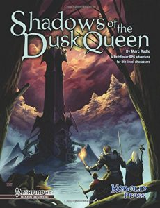 Shadows of the Dusk Queen