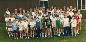 Shippenburg 1985: D&D Camp