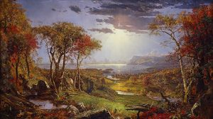 Cropsey, Jasper Francis American, 1823 - 1900 Autumn - On the Hudson River