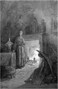 Gustav Dore - The Raven