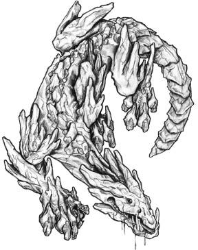 Monday Monster: the Crag Drake