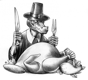 Kobold Thanksgiving