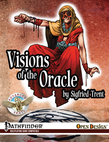 Advanced Feats Visions of the Oracle Pathfinder