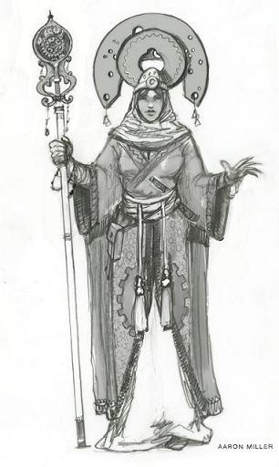 Priestess of Rava