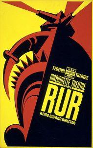 R.U.R. by Karel Capek
