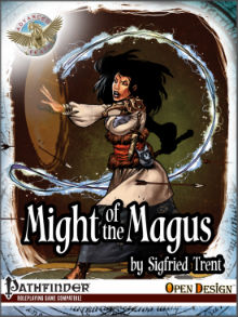 Might of the Magus Cover