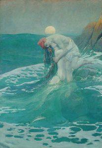 Howard Pyle, The Mermaid