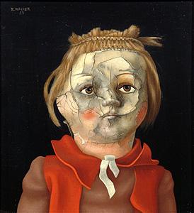 Rudolf Wacker, Puppenkopfchen (1937)