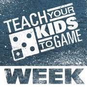 DriveThruRPG's Teach Your Kids To Game Week
