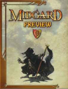 Midgard Preview cover