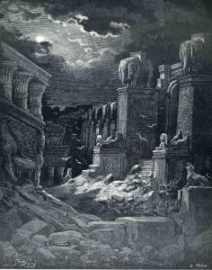 Babylon Fallen by Gustav Dore