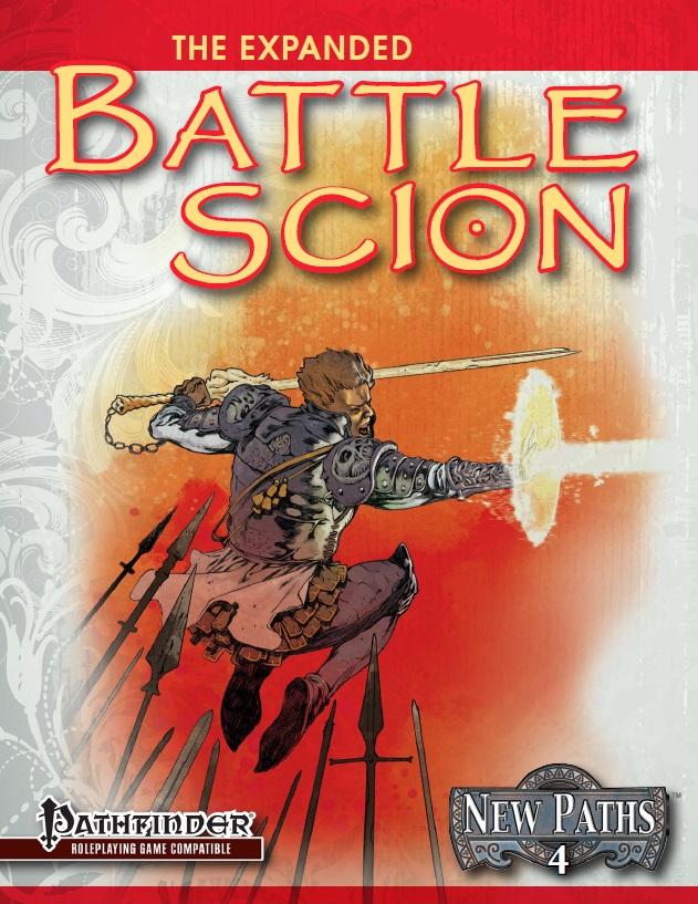 New Paths - Battle Scion
