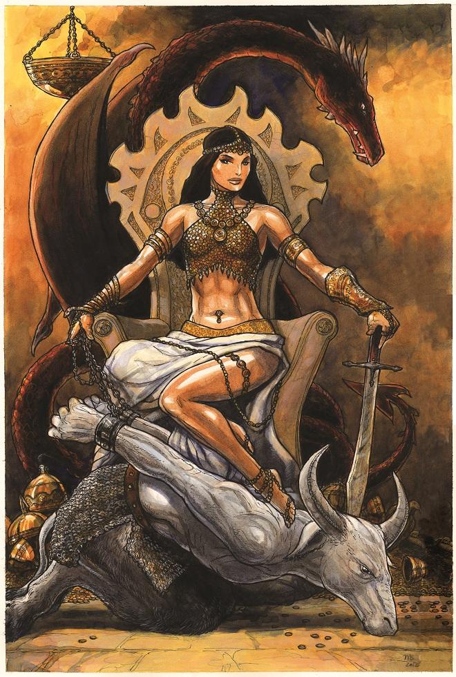 Midgard Dragon Sultana 002L